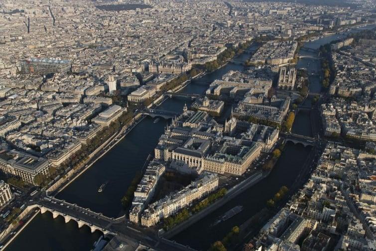 Ile de la Cite - Paris Attitude