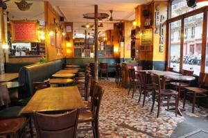 10eme arrondissement paris restaurant chez Prune