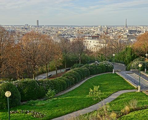 20ème arrondissement à visiter