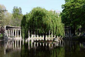 8ème arrondissement Paris Parc Monceau