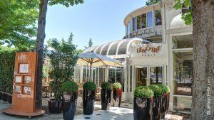 8ème arrondissement Paris Restaurant classe Le Nôtre