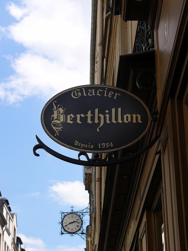 Glacier Berthillon - Paris Attitude