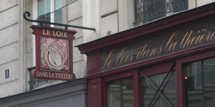 Le Loir dans la théière - Paris Attitude