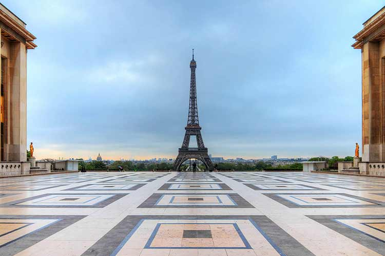 most beautiful views of the Eiffel Tower