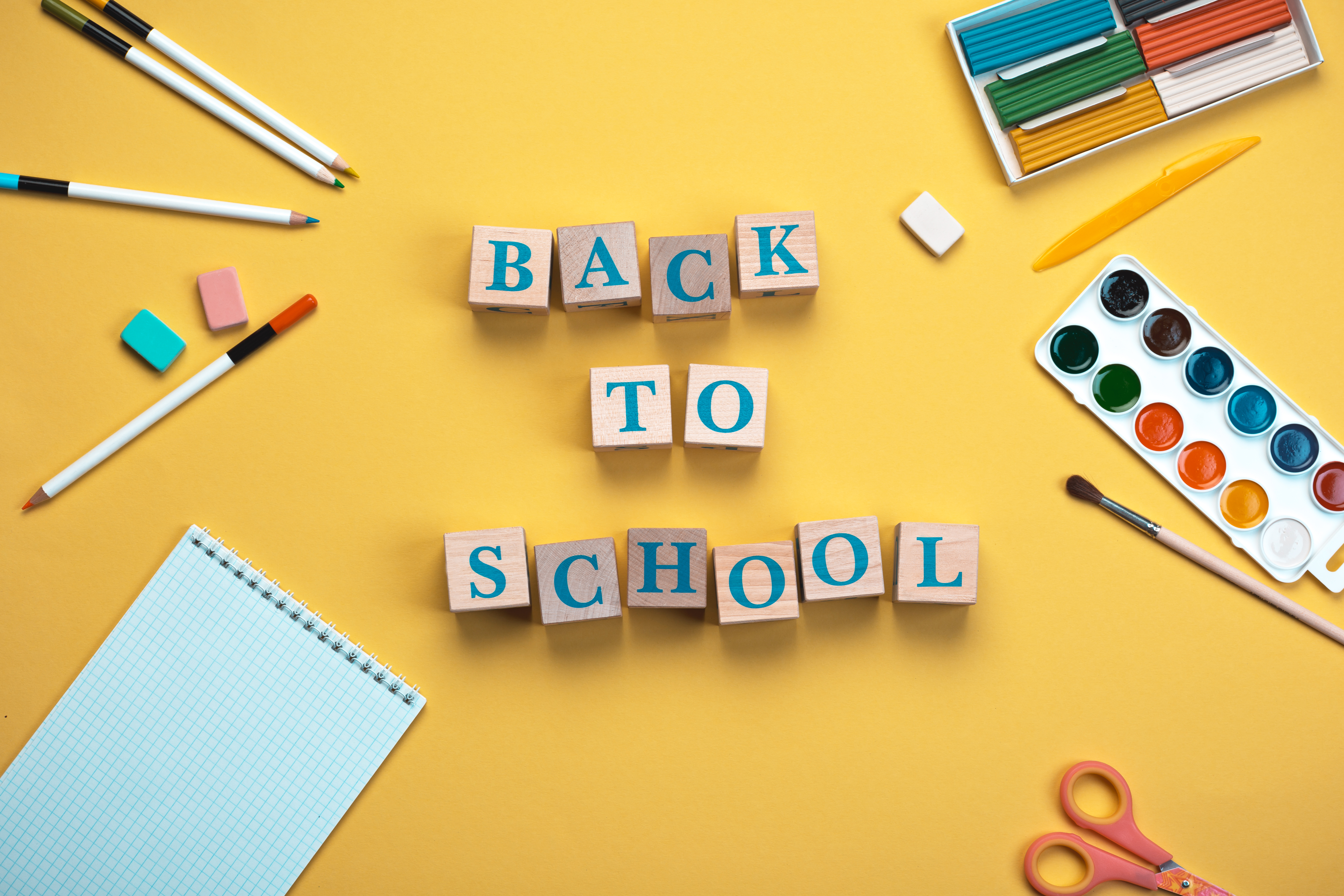 back to school local and international shcools in France