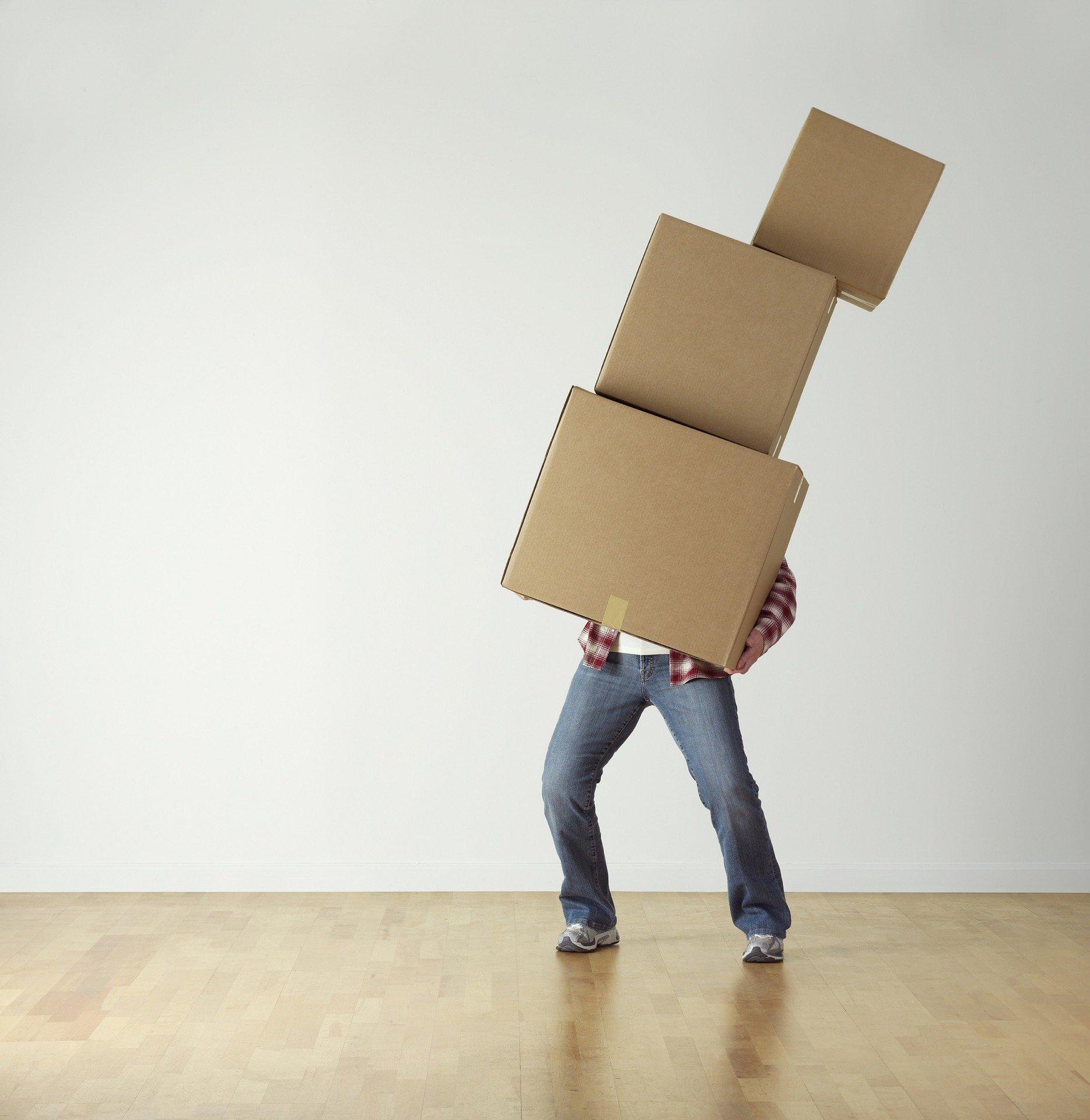 expatriés et le déménagement international
