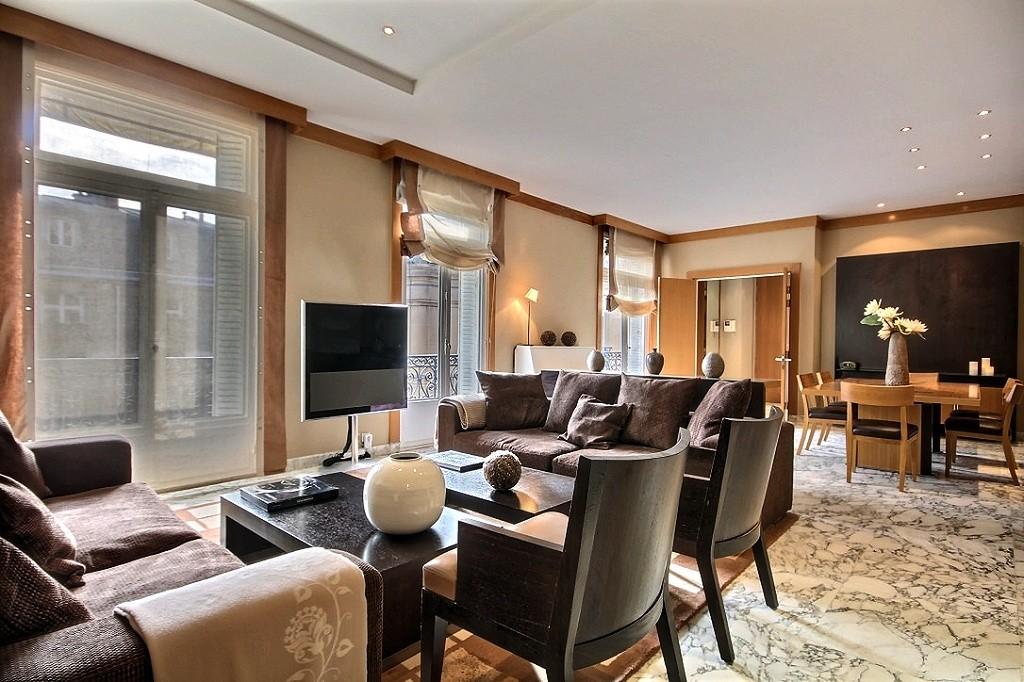expertise dans la location de logements meublés à Paris
