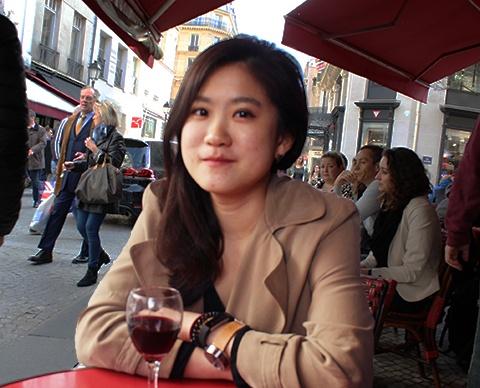 Jessy expatriate from Taiwan