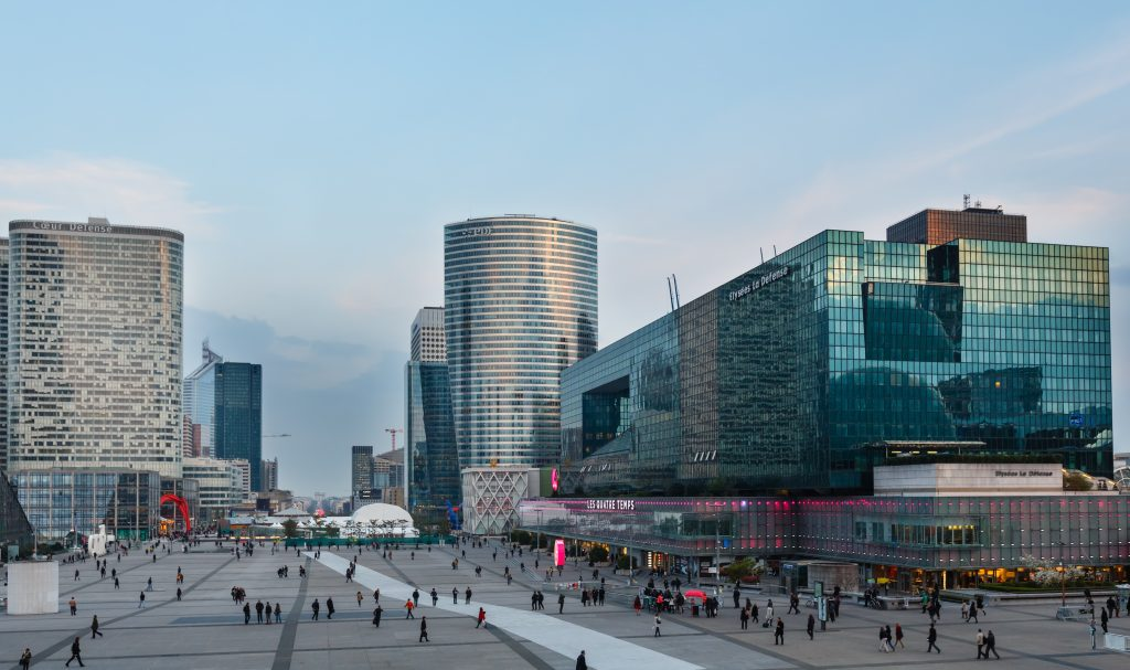 La Défense Business district