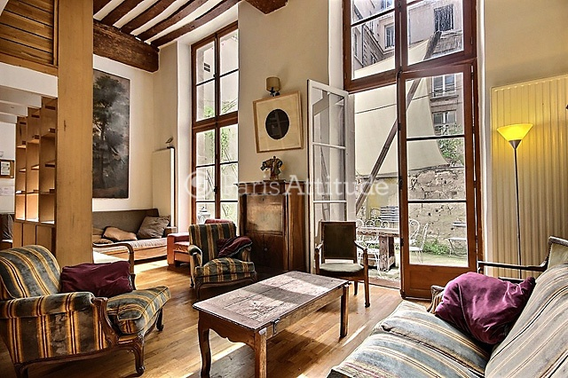 location meublé de qualité à Paris