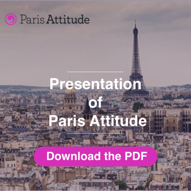 Sidebar presentation of Paris Attitude